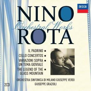 Nino Rota Orchestral Works vol. 1 - LaVerdi - Grazioli