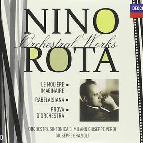 Nino Rota Orchestral Works vol. 3 - LaVerdi - Grazioli