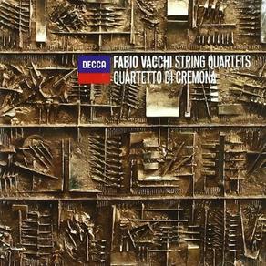 Fabio Vacchi String Quartets - Quartetto di Cremona