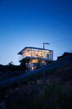 Exterior(night view)