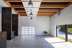 Workshop Interior (foundation concrete remains as floor)