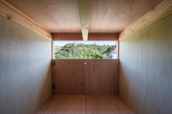 Mountain View Living Space with Lavan plywood (children nest)