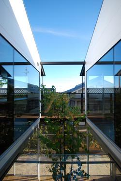Courtyard atrium