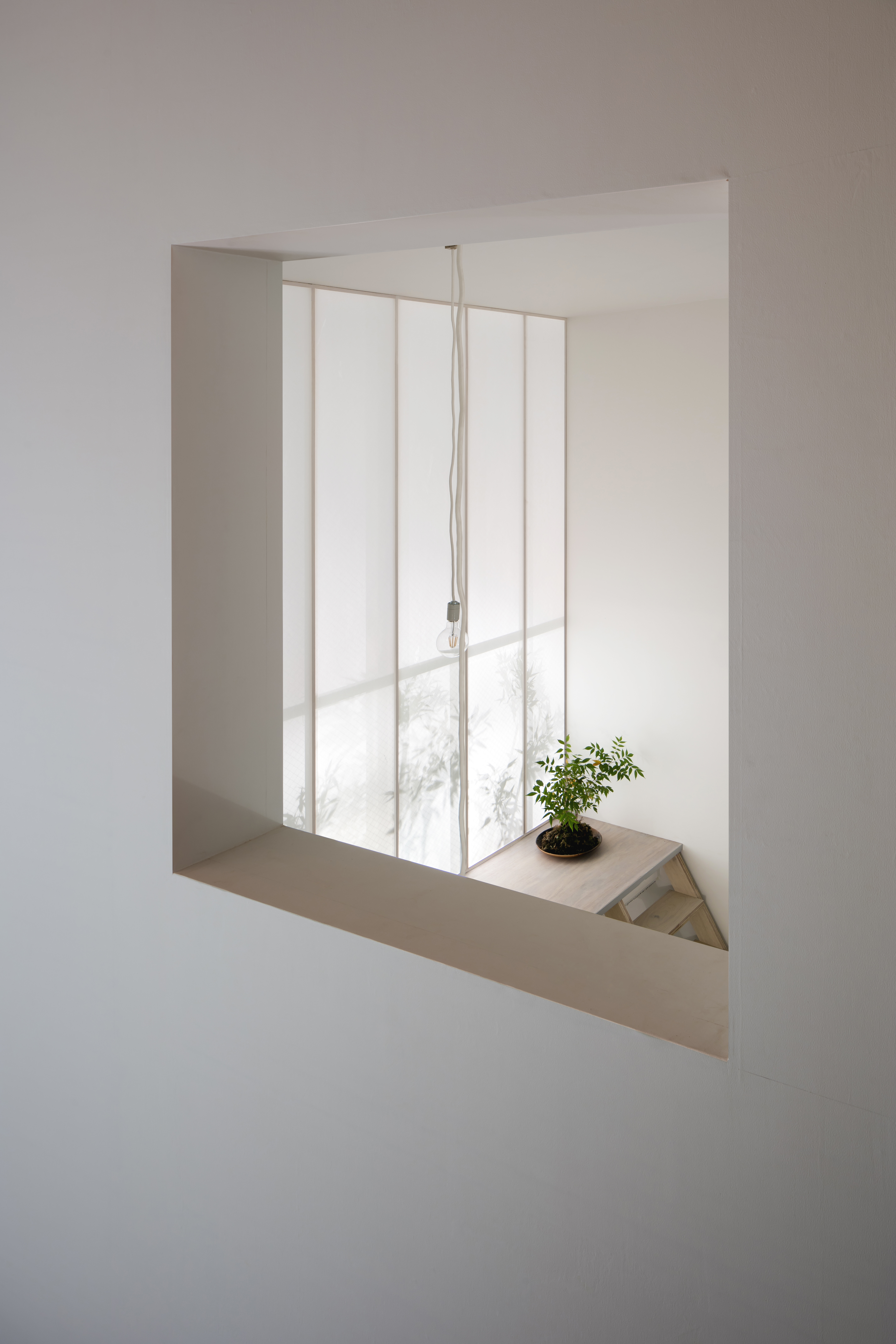 Loft-Aperture-Shoji Screen