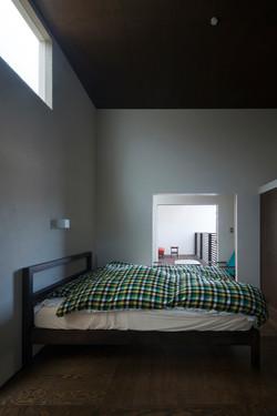 Bedroom,north side terrace