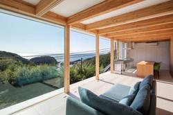 Ocean View Living Space