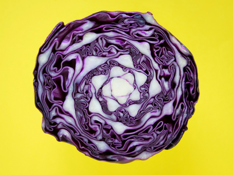 Red Cabbage For The Overall Win!