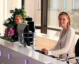 The Receptionists Role in Security