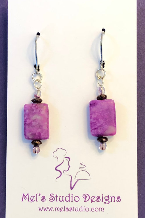 Handmade custom earrings