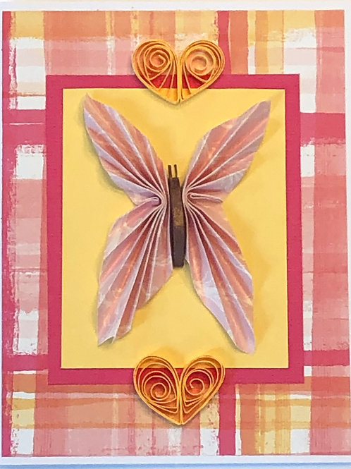 Origami Series – Butterfly