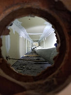 W - 23 Looking in Ceiling Cavity.jpg