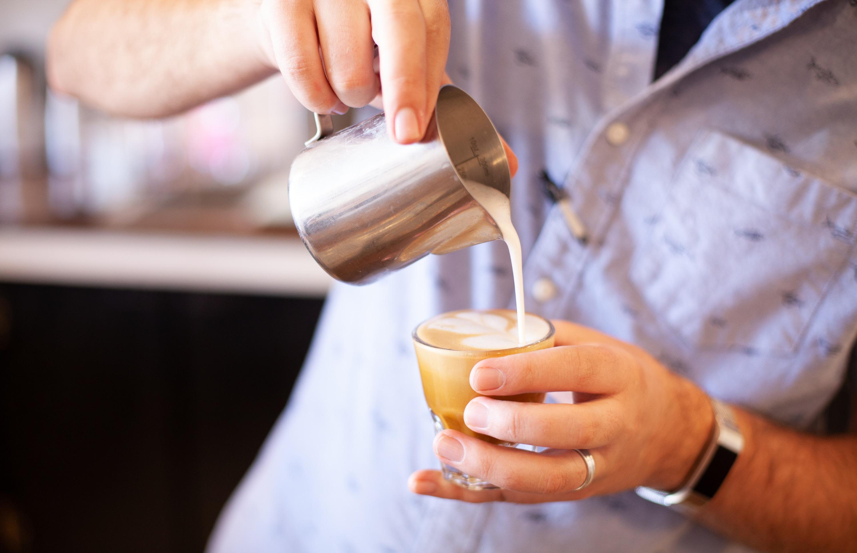 Margin Coffee Albany Oregon