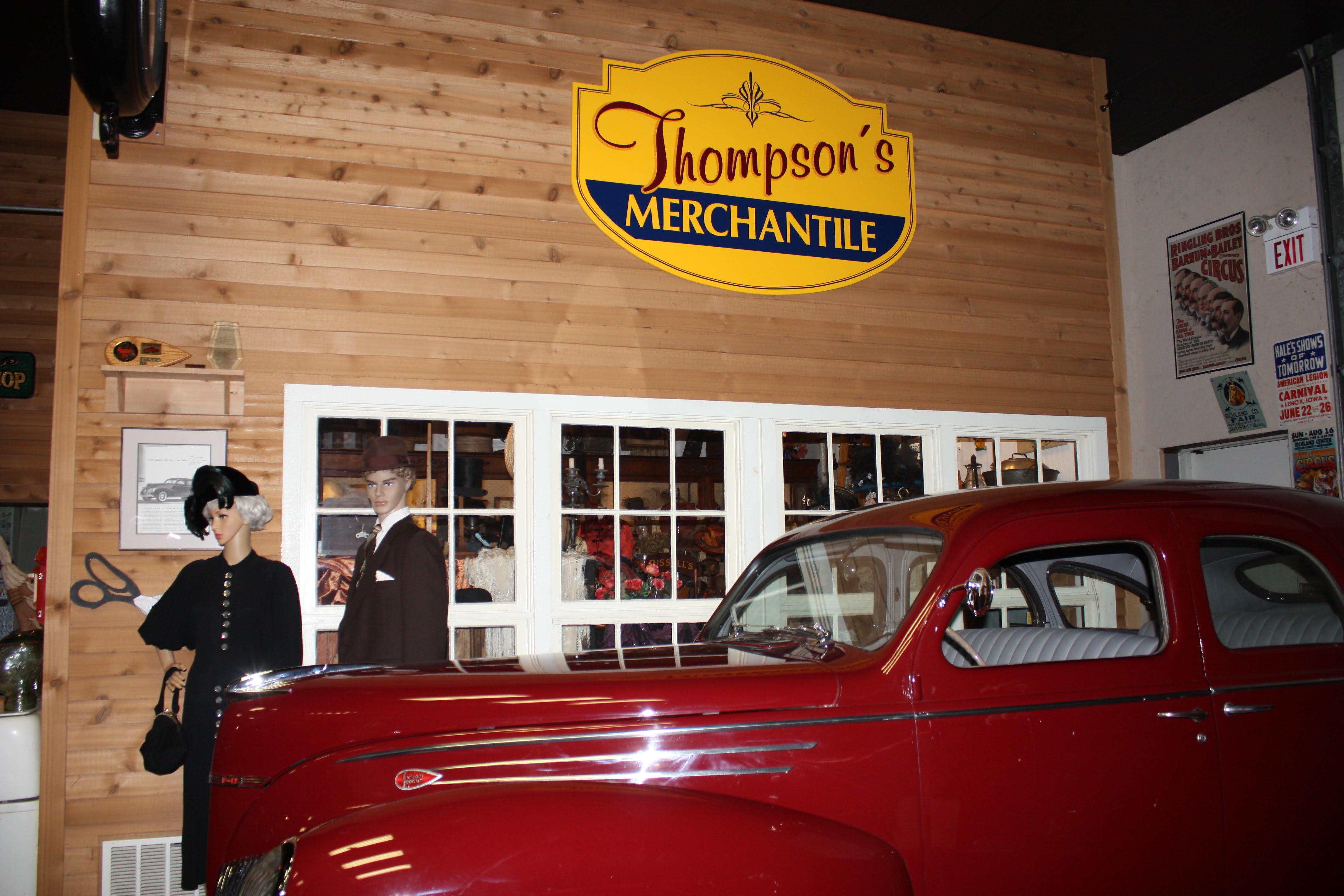 General Store | Thompson's Merchantile