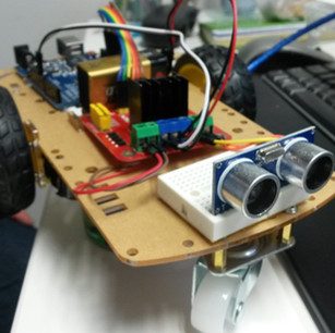 Robotics development