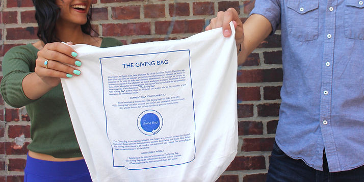 giving bag founder picture