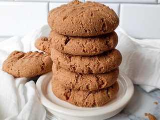Coconut Almond Butter Cookies