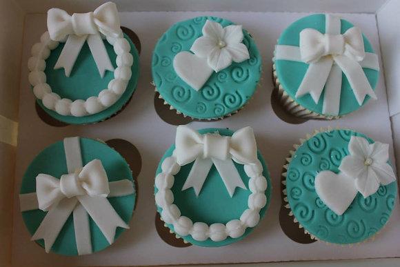 Tiffany Cupcakes 2