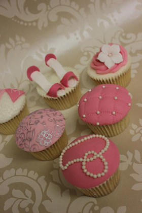 mothers day style Cupcakes