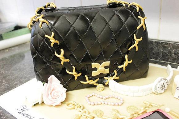 Handbag Deluxe cake