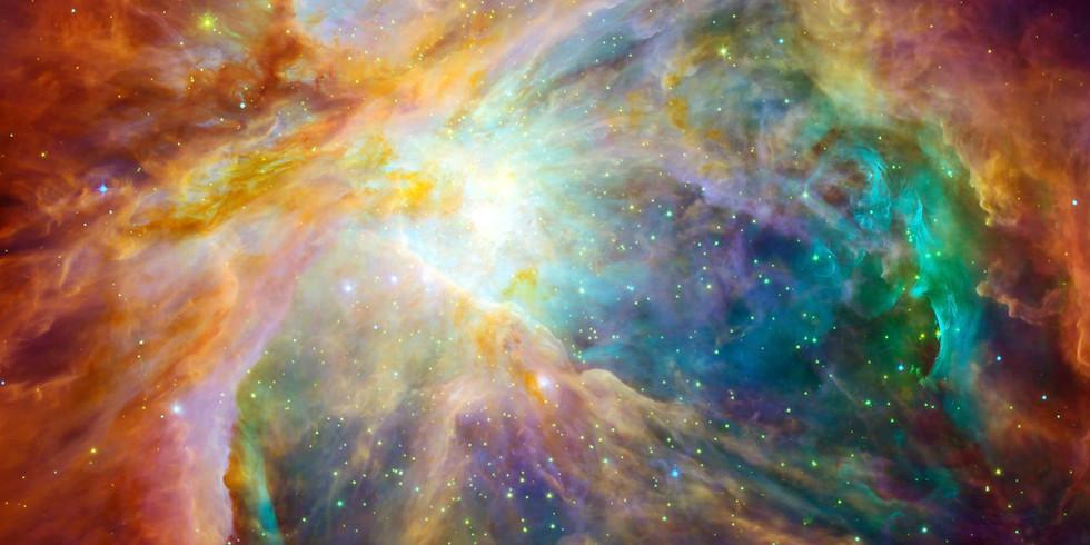 Orion - Sound Bath, Adelaide Planetarium ADLFringe 2019