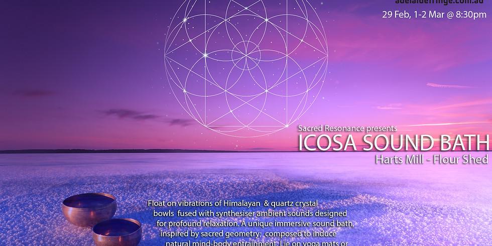 Icosa Sound Bath
