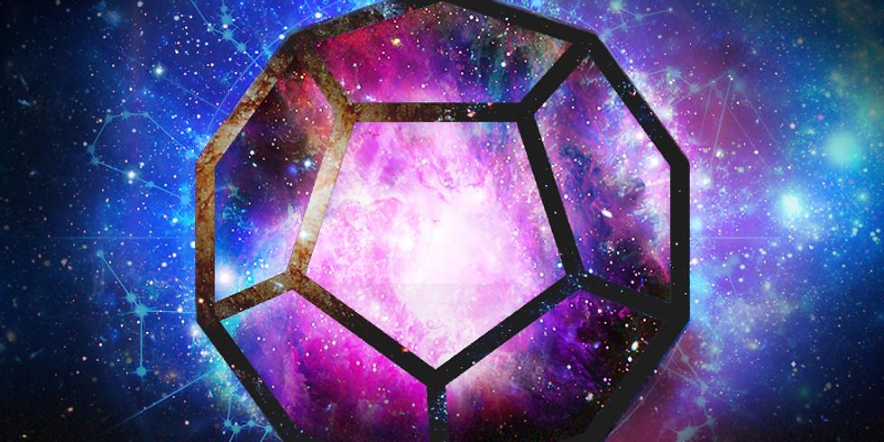 Star-Gate Full dome Visual Sound Bath