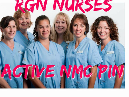 Looking for RGN and Care Workers UK