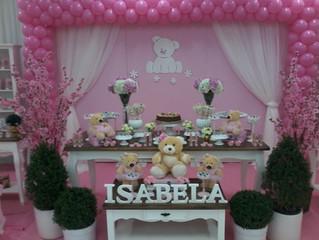 Aniversário Isabela
