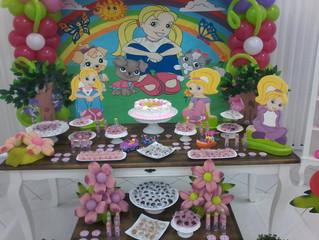 Aniversário 5 anos Yasmim