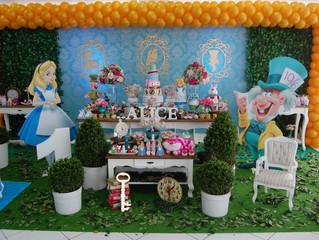 Aniversário Alice