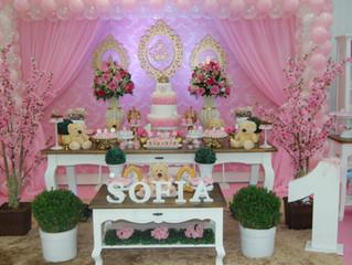 Aniversário Sofia