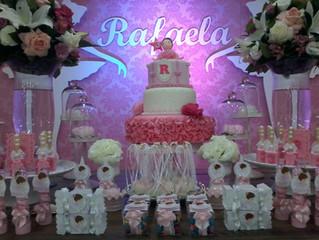 Aniversário 3 anos Rafaela