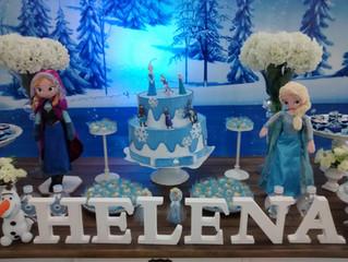 Aniversário 5 anos Helena