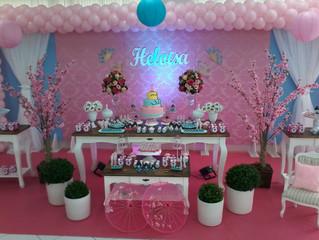Aniversário 1 ano Heloísa
