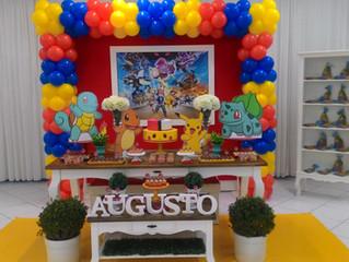 Aniversário Augusto