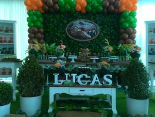 Aniversário Lucas