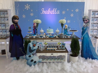 Aniversário 5 anos Isabella