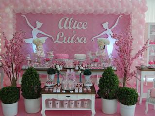Alice e Luísa