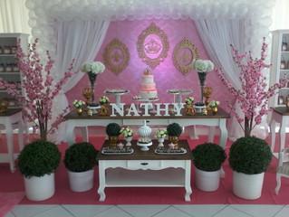 Aniversário 10 anos Nathalia