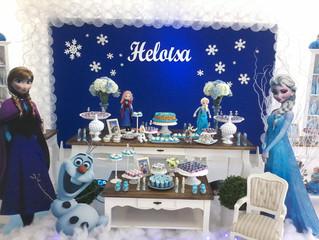 Aniversário 3 anos Heloisa