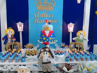 Aniversário 1 ano Arthur Henrique