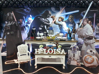 Aniversário Heloisa