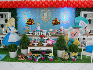 Aniversário Julia