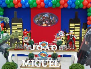 Aniversário João Miguel