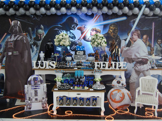 Aniversário Luis Felipe