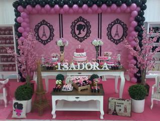 Aniversário Isadora