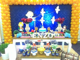 Aniversário Enzo