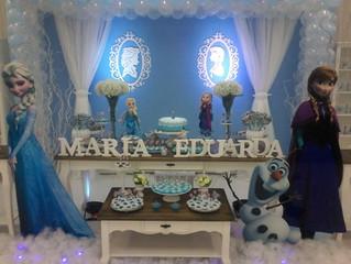 Aniversário Maria Eduarda