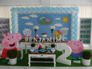 Aniversário Benjamim