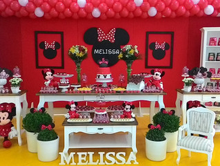 Aniversário 5 anos Melissa